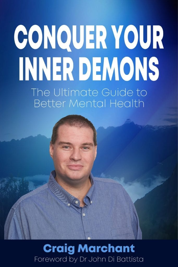 Conquer Your Inner Demons Book Scene